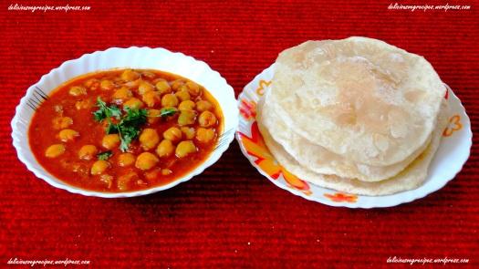 Chole Bhaturey