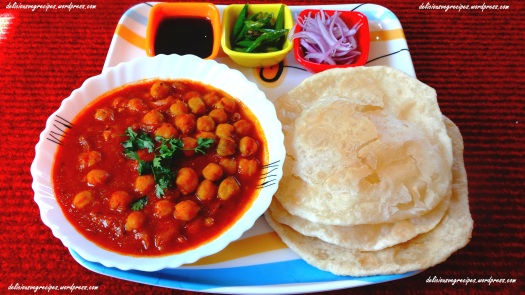 Chole Bhaturey