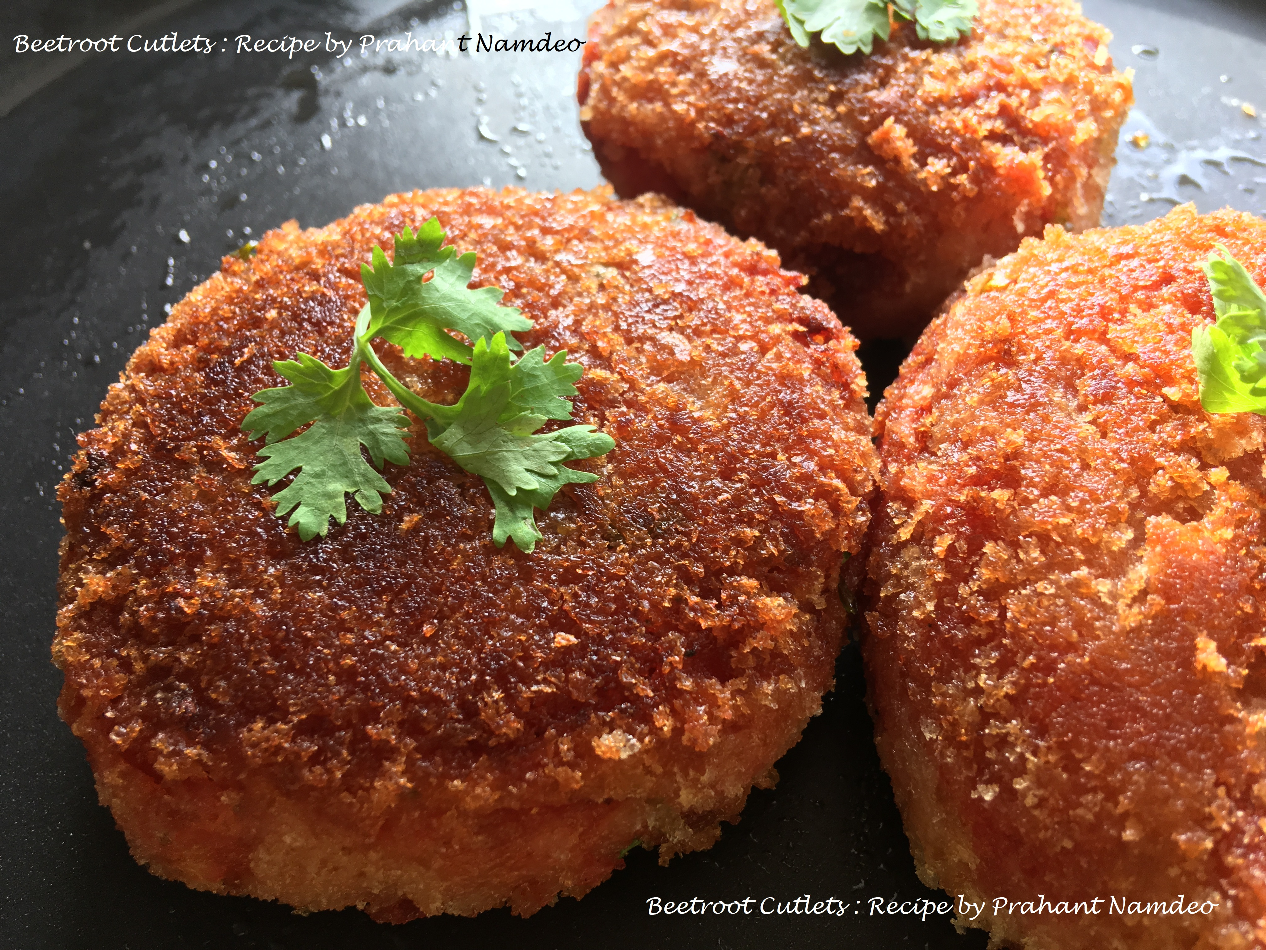 Beet cutlets. Recipe for every taste 76
